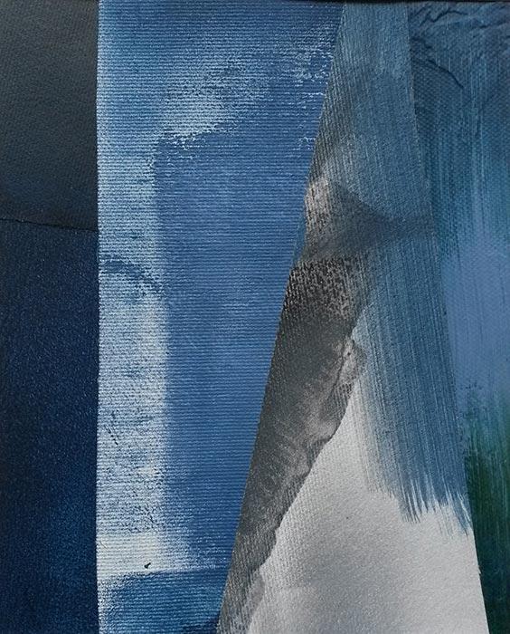 Doris Schmidt: o. T. 4 (2017)