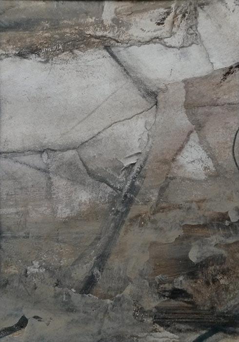 Doris Schmidt: o. T. 9 (2017)